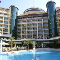 Отель Planeta Studio Болгария, Солнечный берег - отзывы, цены и фото номеров - забронировать отель Planeta Studio онлайн бассейн фото 3