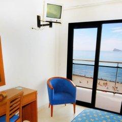 Отель Marconi Hotel Испания, Бенидорм - отзывы, цены и фото номеров - забронировать отель Marconi Hotel онлайн удобства в номере фото 2