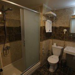 Отель Aykut Palace Otel ванная фото 2