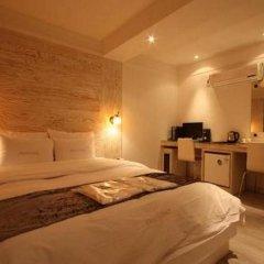 Отель Jongno Abueson Hotel Южная Корея, Сеул - отзывы, цены и фото номеров - забронировать отель Jongno Abueson Hotel онлайн комната для гостей фото 2