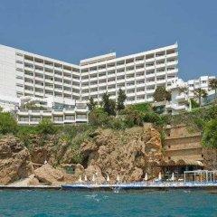 Divan Hotel Antalya Турция, Анталья - отзывы, цены и фото номеров - забронировать отель Divan Hotel Antalya онлайн пляж фото 2