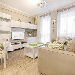 Отель P&O Apartments Wilenska Польша, Варшава - отзывы, цены и фото номеров - забронировать отель P&O Apartments Wilenska онлайн комната для гостей фото 4