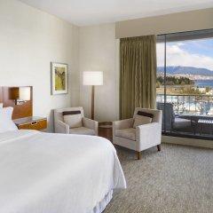Отель The Westin Bayshore Vancouver Канада, Ванкувер - отзывы, цены и фото номеров - забронировать отель The Westin Bayshore Vancouver онлайн комната для гостей фото 5