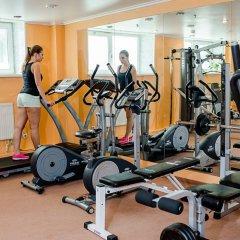 Гостиница Волна фитнесс-зал