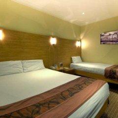 Отель Comfort Inn Hyde Park Лондон комната для гостей фото 4