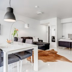Апартаменты Kotimaailma Apartments Albertinkatu 27B комната для гостей фото 4