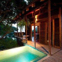 Отель Aqua Wellness Resort балкон
