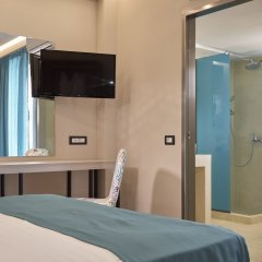 Hotel Koukounaria сейф в номере