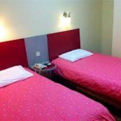 Отель Home Inn Guangzhou Xiaoxiguan Китай, Гуанчжоу - отзывы, цены и фото номеров - забронировать отель Home Inn Guangzhou Xiaoxiguan онлайн комната для гостей фото 3