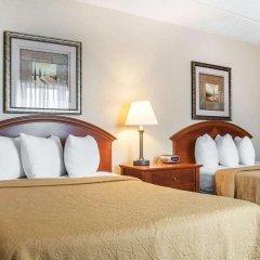 Отель Rodeway Inn - Niagara Falls США, Ниагара-Фолс - отзывы, цены и фото номеров - забронировать отель Rodeway Inn - Niagara Falls онлайн комната для гостей фото 3