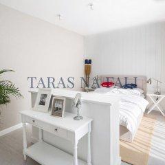 Апартаменты Taras Na Fali Apartments Сопот комната для гостей фото 4