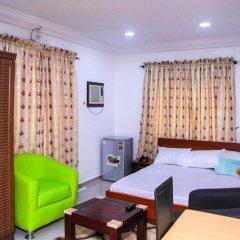 K-Yellow Hotel & Resort комната для гостей фото 5