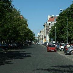 Globetrotter Hostel парковка