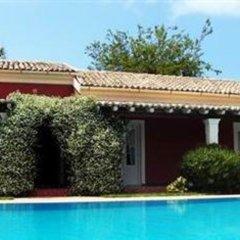 Отель Villa De Loulia Греция, Корфу - отзывы, цены и фото номеров - забронировать отель Villa De Loulia онлайн бассейн фото 2