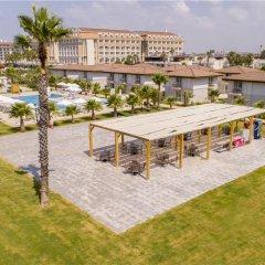 Отель Crystal Boutique Beach +16 Богазкент