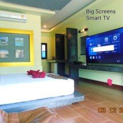 Отель Lanta Amara Resort Таиланд, Ланта - отзывы, цены и фото номеров - забронировать отель Lanta Amara Resort онлайн интерьер отеля фото 2