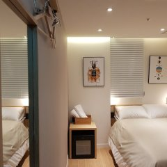 Отель Artravel Myeongdong Южная Корея, Сеул - отзывы, цены и фото номеров - забронировать отель Artravel Myeongdong онлайн комната для гостей фото 4