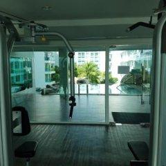 Отель Amazon Matrix By S&d Паттайя фитнесс-зал