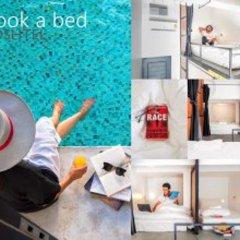 Отель Book a Bed Poshtel - Hostel Таиланд, Пхукет - отзывы, цены и фото номеров - забронировать отель Book a Bed Poshtel - Hostel онлайн спортивное сооружение