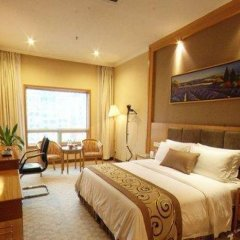 Taiji Hotel комната для гостей фото 4