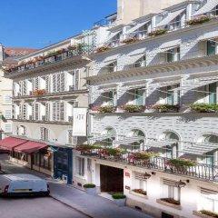 Отель Relais du Silence Hôtel des Tuileries Франция, Париж - отзывы, цены и фото номеров - забронировать отель Relais du Silence Hôtel des Tuileries онлайн