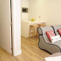 Апартаменты Fixie Studio комната для гостей фото 4