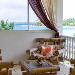 Отель Bora Vaite Lodge пляж