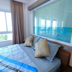 Отель Sanggaou Bungalows Ланта комната для гостей фото 4