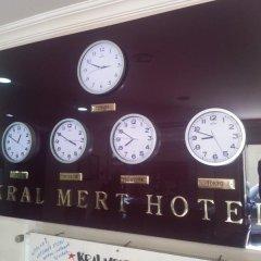 Kral Mert Hotel интерьер отеля