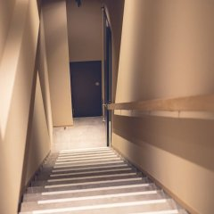 TRIP POD FUKUOKA -snack & bed- - Hostel Фукуока интерьер отеля