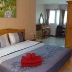 Отель Rm Wiwat Apartment Таиланд, Паттайя - отзывы, цены и фото номеров - забронировать отель Rm Wiwat Apartment онлайн комната для гостей фото 4
