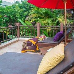 Отель Samui Sense Beach Resort балкон