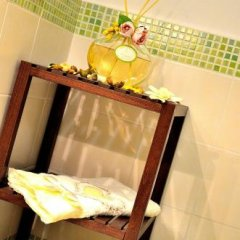 Отель New Royal Италия, Аджерола - отзывы, цены и фото номеров - забронировать отель New Royal онлайн ванная фото 2