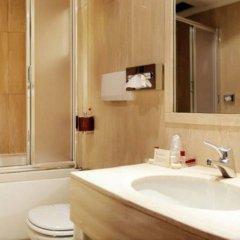 Отель Albergo Santa Chiara Италия, Рим - отзывы, цены и фото номеров - забронировать отель Albergo Santa Chiara онлайн ванная
