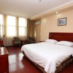 GreenTree Inn Suzhou Kunshan Hill Qiandeng Hotel комната для гостей фото 2