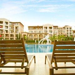 Отель Green Life Beach Resort Sozopol бассейн фото 2