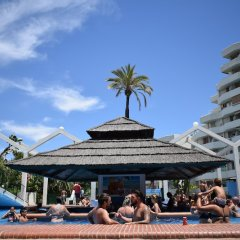 Отель Benal Beach Group фитнесс-зал фото 2