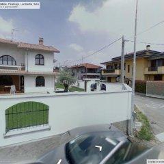 Отель Crespi House Парабьяго парковка