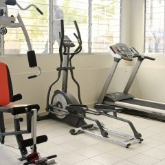New Agena Hotel фитнесс-зал