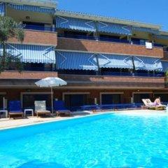 Отель Philoxenia Village Греция, Пефкохори - отзывы, цены и фото номеров - забронировать отель Philoxenia Village онлайн бассейн фото 2