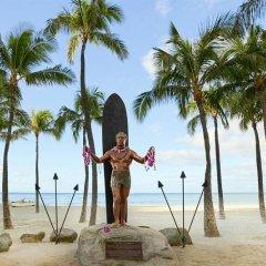 Отель Waikiki Beachcomber by Outrigger фото 2