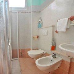 Venere Hotel Римини ванная
