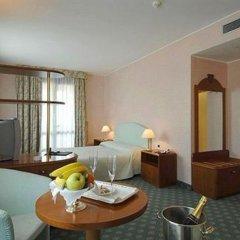 Отель Hostellerie Du Cheval Blanc Аоста в номере фото 2