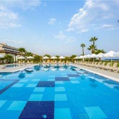 Отель Crystal Boutique Beach +16 Богазкент бассейн фото 3