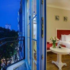 Calypso Premier Hotel балкон