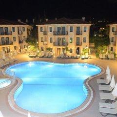 Marcan Resort Hotel балкон