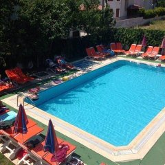 Imperial Apartments Турция, Мармарис - отзывы, цены и фото номеров - забронировать отель Imperial Apartments онлайн бассейн фото 2