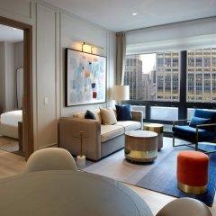 Отель The Residences By Hilton Club комната для гостей фото 2