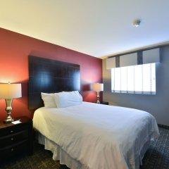 Отель HolmeSuites Columbus Airport/DLA США, Колумбус - отзывы, цены и фото номеров - забронировать отель HolmeSuites Columbus Airport/DLA онлайн комната для гостей фото 3