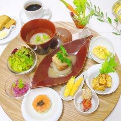 Yoroonsen Yusennosato Hotel Nadeshiko Йоро питание